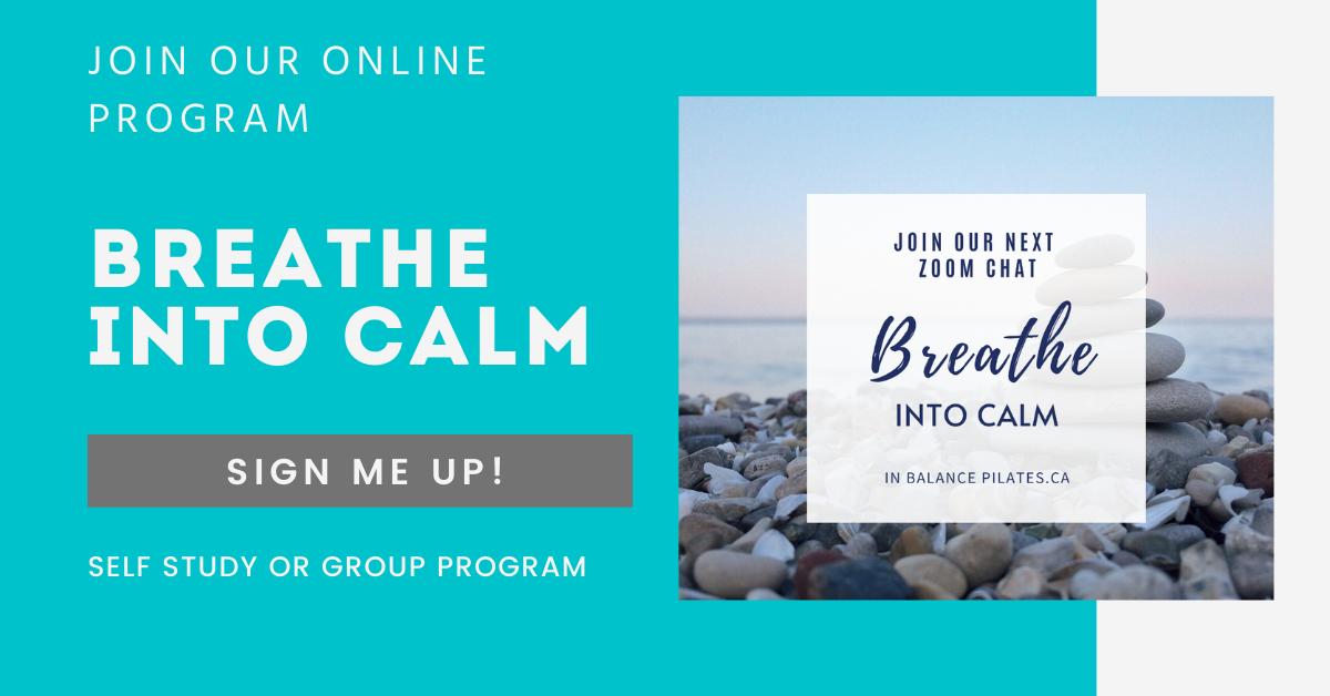 breathing exercises online program