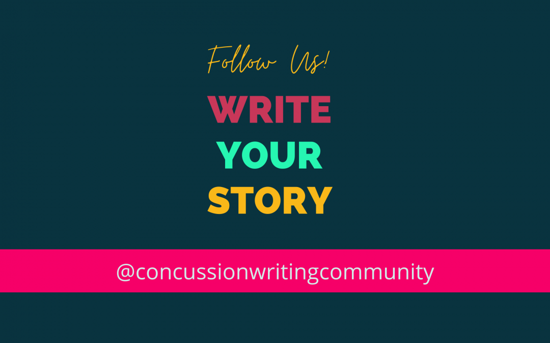 Concussion Writing Community