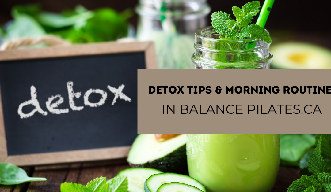Detox Tips for Optimal Health